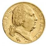 20 Francs Louis XVIII