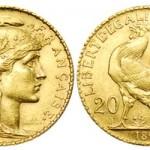 20 Francs Marianne Coq
