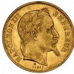 20 Francs Napoléon III