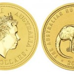 Kangourou d'or Australien / Nugget